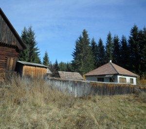 Az erdészház fejleszthető, akár vendéglátásra is hasznosítható lesz a közeljövőben (Hadnagy Albert felvételei)