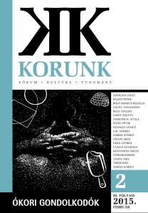 A folyóirat februári számának címlapja