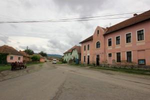 Etédi utcakép
