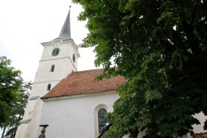 Etédi református templom