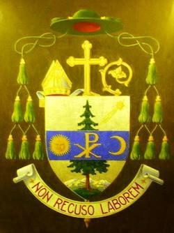Püspöki címere