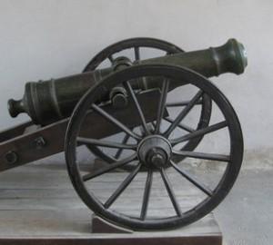 Gábor Áron egyetlen fennmaradt ágyúja