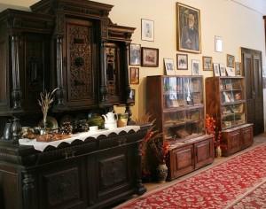 Szobabelső a kisbaconi Benedek Elek Múzeumban