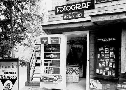A Körtesy-fél fényképészeti műterem