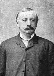Gróf Bethlen Gábor, az EMKE első elnöke
