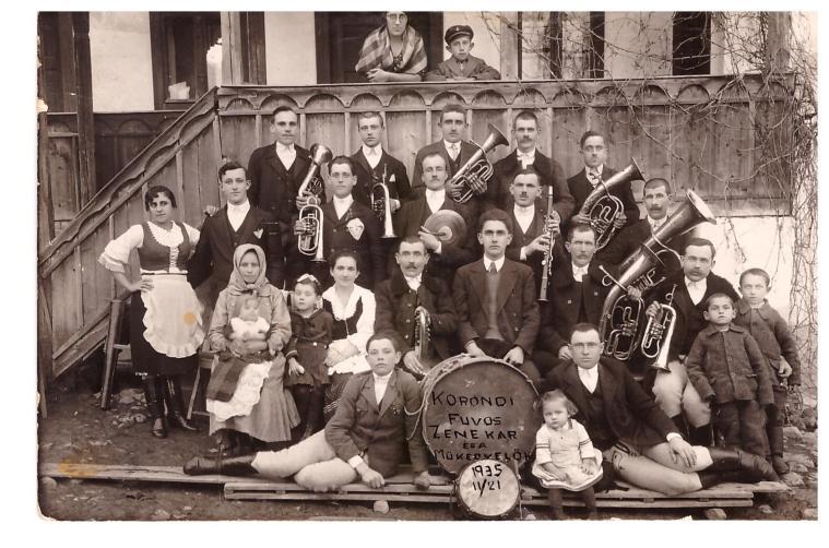 Fúvószenekar (1924)