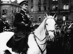 Horthy Miklós bevonulása Budapestre