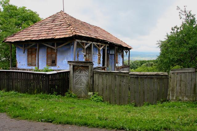 Van ház, ami eltűnt...
