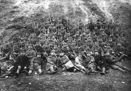 Isonzo, 1918