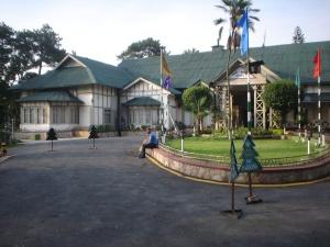 A konferencia helyszíne