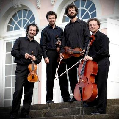 A Tiberius Quartet