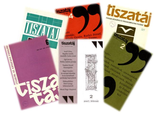 A Tiszatáj folyóirat - több előzetes lapkezdeményezést követően
