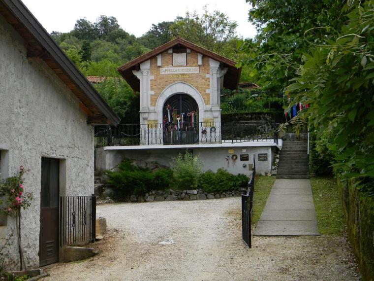 Visintini - magyar kápolna