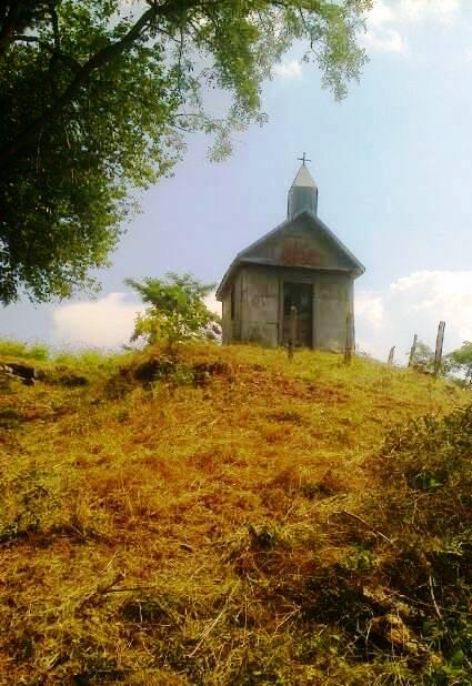 A fogadalmi kápolna