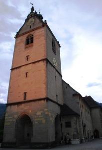 Az ezernégyszáz éves Szent Gallus székesegyház