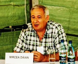 Mircea Daian (Kilyén Zsolt felvétele)