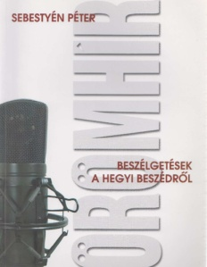 Az első rádiós katekézissorozatból készült kötet borítója. Örömhír. Beszélgetések a Hegyi Beszédről. Verbum Könyvkiadó, Kolozsvár, 2006.