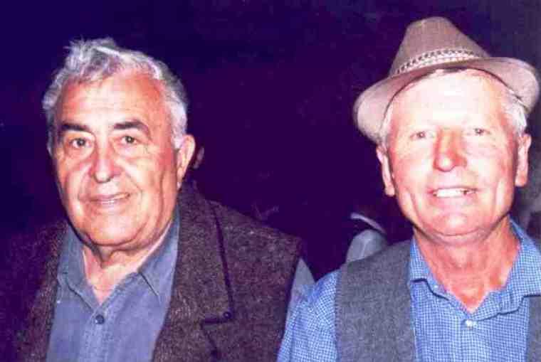 Kallós Zoltánnal (1999)