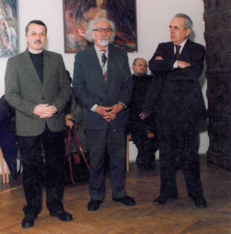 Nagy Miklós Kund és Kedei Zoltán társaságában