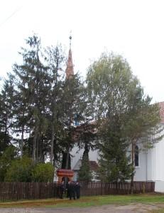 A homoródszentpáli unitárius templom