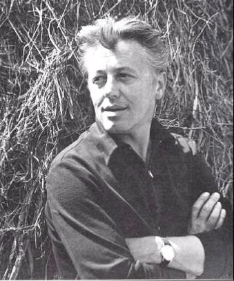 Sütő András (Erdélyi Lajos 1970 körül készült felvétele)
