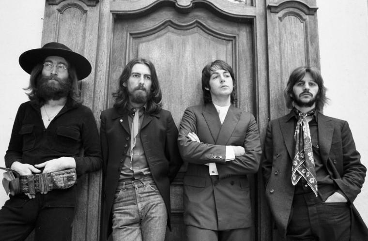 The Beatles (Fotó: Ethan Russel, 1969)