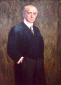 Bernádi György portréja