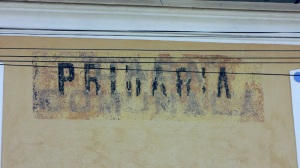 Biztos, hogy másutt is rejlenek hasonló betűk a mészréteg alatt