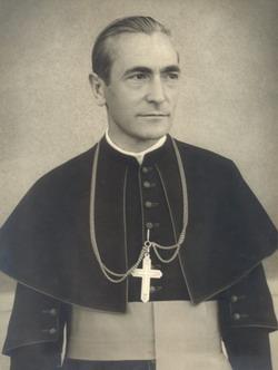 Márton Áron, a fiatal püspök - 1940 k.