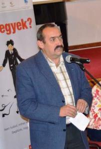 Orbán Árpád, a székelyudvarhelyi Civitas Alapítvány elnöke