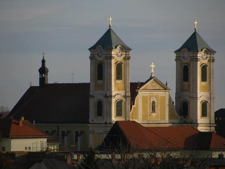 A gyöngyösi Szent Bertalan Templom