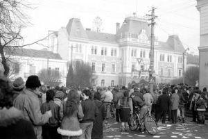 A változások küszöbén - 1989. december 22. - Szabó Károly felvételei