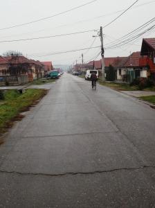 A Bukovina utcában valaha egyforma, típusterv szerint épített házak álltak