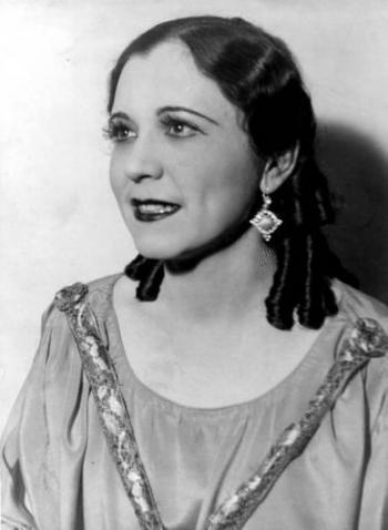 Az édesanya, Ignácz Rózsa (1919-1979)