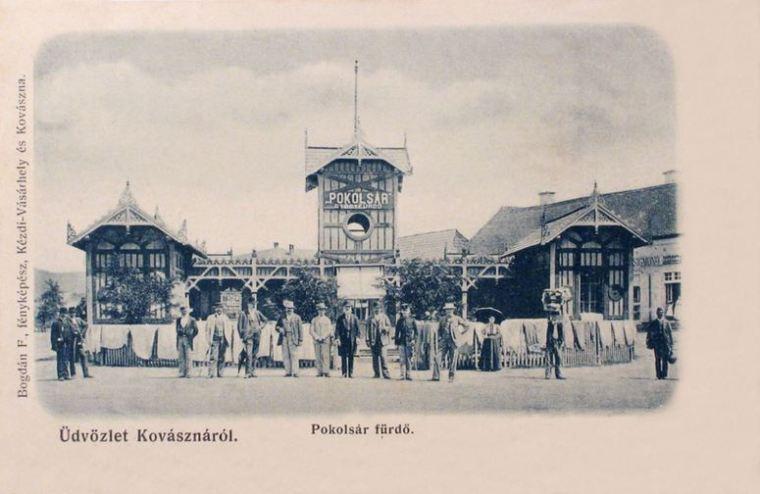 1904-ből származó képeslap