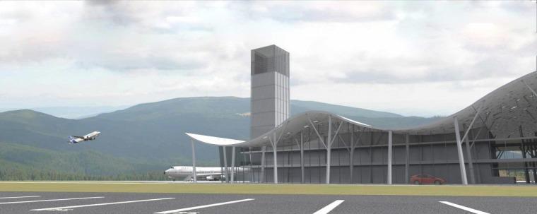 Székely nemzetközi repülőtér