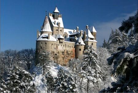 A törcsvári kastély (Archív felvétel)