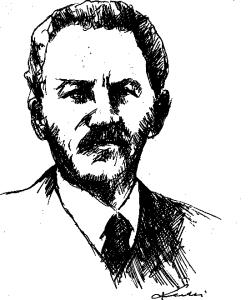 Donáth László (Kedei Zoltán tusrajza)