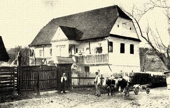 Farcádi ház (Udvarhely megye) - 1900-as évek eleje