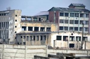 Az egykori keményítőgyár (Fotó: Kristó Róbert)