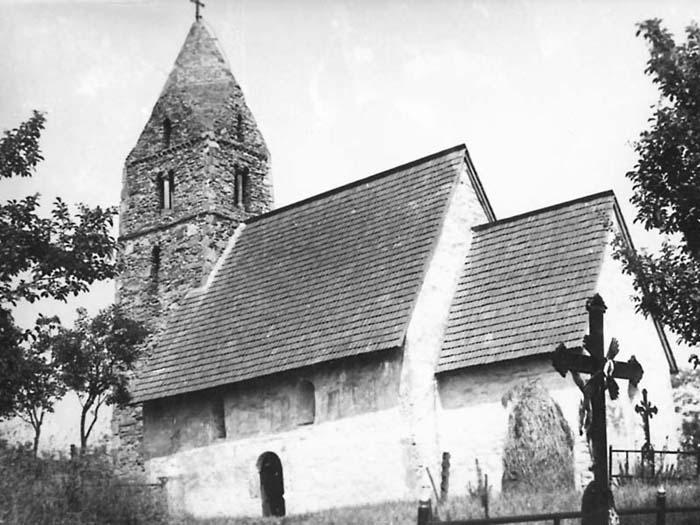 Zeykfalva temploma
