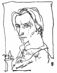 Árkossy István rajza