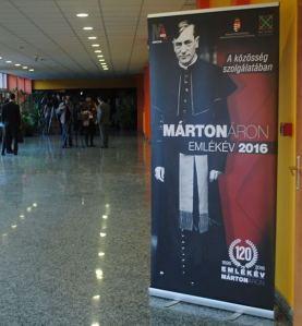 Márton Áron Emlékévet hirdettek