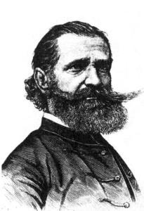 Orbán Balázs az 1870-es években