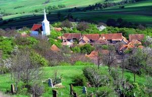 Bágy - falukép Fotó: dr. Szabó József