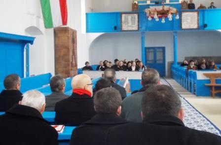 Húsvétvasárnapi gyülekezet