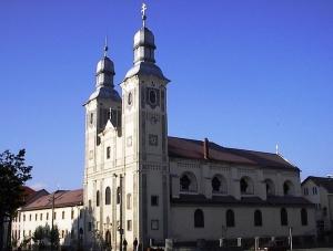 A székelyudvarhelyi Ferencrendi Templom és Kolostor