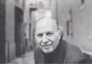 Kertész Imre (Fotó: Isolde Ohlbaum)