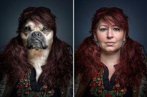 Sebastian Magnani fotója a világhírű Underdogs sorozatból