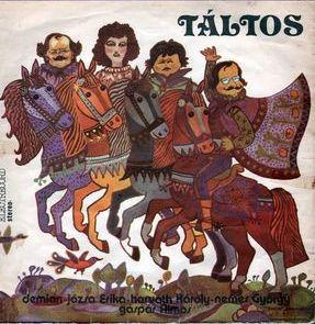 A Táltos együttes 1984-es nagylemeze. Ez már amolyan utórezgés volt...
